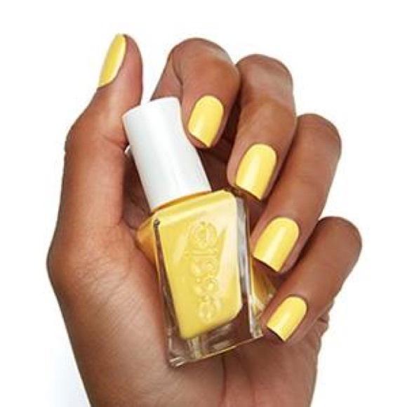 Target Accessories | Essie Avant Garment Yellow Polish | Poshmark